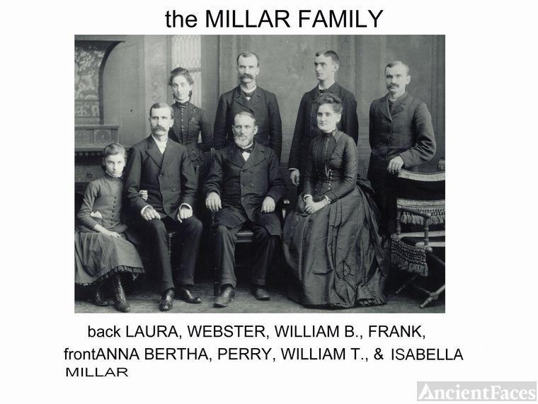 William Thomas Millar