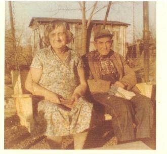 Elisha & Lillie Mae Morgan, Kansas