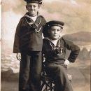 Wilfred & Alfred Kirkbride, 1910