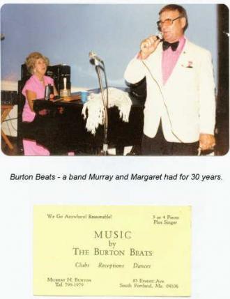 Murray H Burton