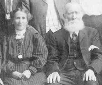 John Gull and Charlotte Criddle