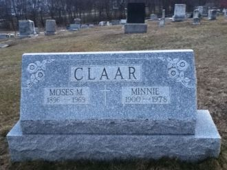 Minnie Claar