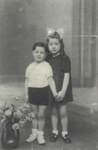 Lily Grynvogel & Giles Sadowski