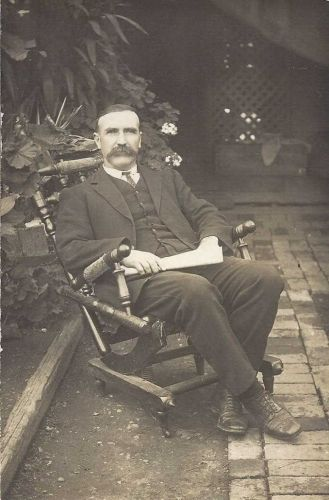 Alfred Farquharson Mclaren