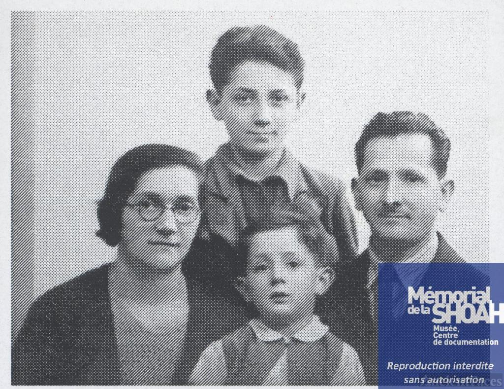 Abram Zandkorn Family