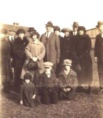 Erion, Pittard, Bodishbaugh Gathering