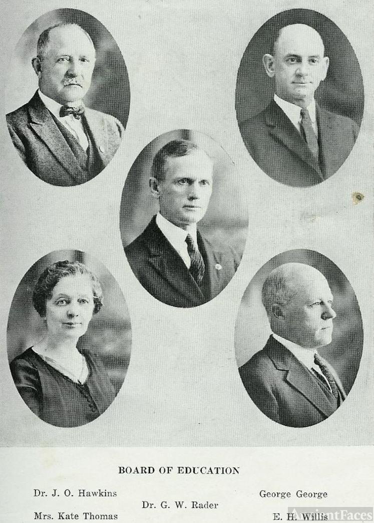 1923 Board of Education