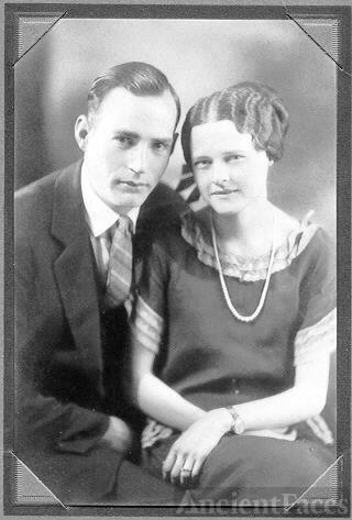 Grace Lacey and Lyman Bowe