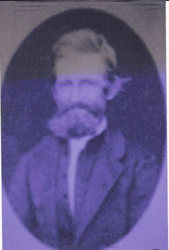 A photo of Heindrich Theodore Burchard Jacobs