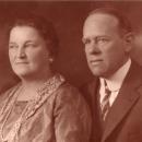 Jennie Love Thorward and Lewis Thoward