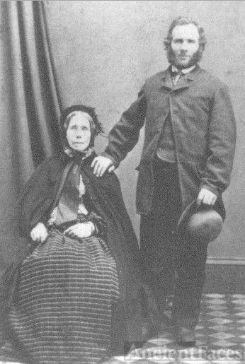 Ann Brooks & son Edwin John