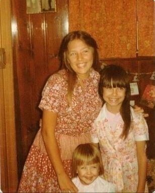 Tina,Tammy and Tonia Frady