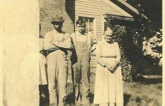 Edward Sheeks, Graville Ingram, & Judith A. Sheeks