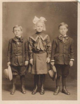 Children of Delos & Lucy Cutright