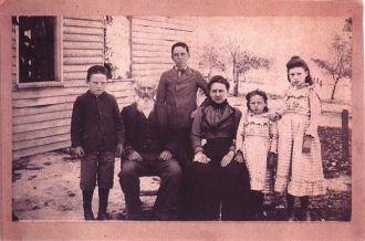 Douglas Bowling Family