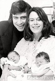 Alan Arthur Bates family