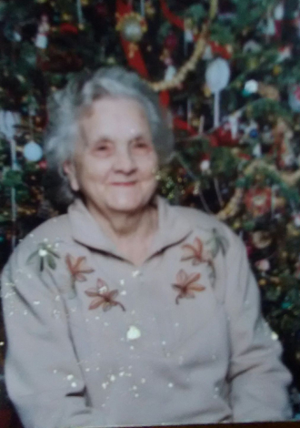 My beautiful Grandmother Terra