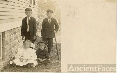 'Bartelt's Baseball Team'