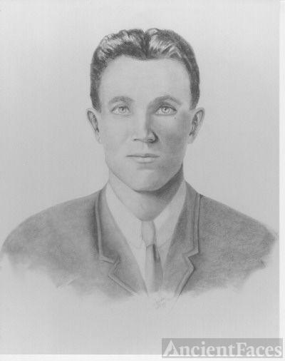 George Wm Condley drawing