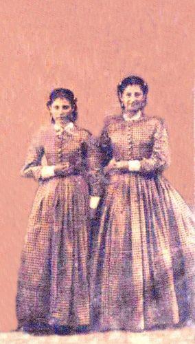 Elizabeth Hilliard & Lenora Hilliard