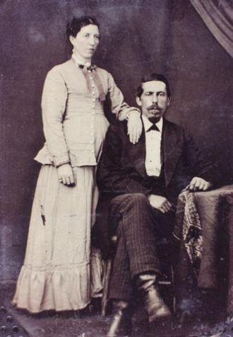 George & Julie AKERS- SOWERS
