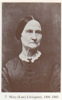 Mary Law Livingston 1806 - 1883