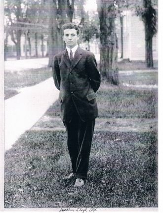 Arthur Lloyd Fox