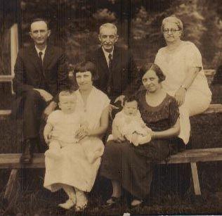 Jacob Hirleman and family