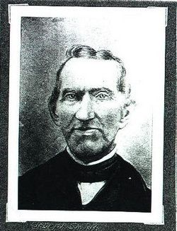 A photo of Joseph Smith