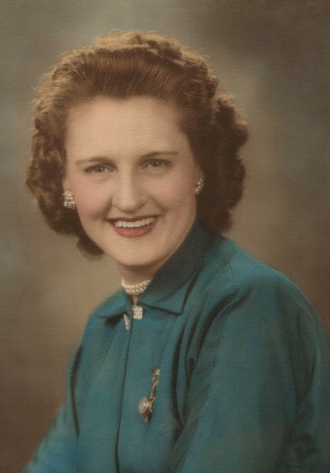 A photo of Olive Minerva (Sapp) Harold