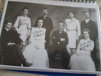 Oaksford family