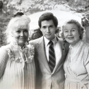 Penny Singleton and Steve Randisi and Rosina Lawrence.