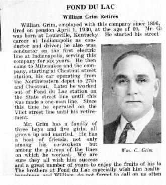 William Grim
