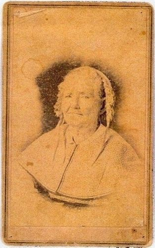 A photo of Frances S Sweeney