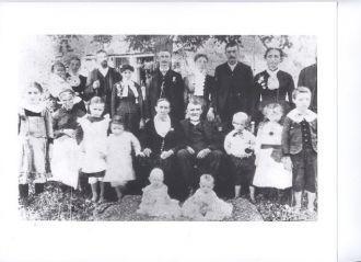 Caleb Cummins Family