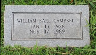 William Earl Campbell
