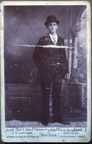 A photo of William McManaway
