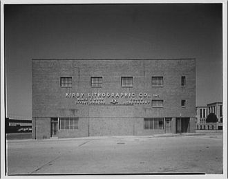 Kirby Lithographic Co. Building