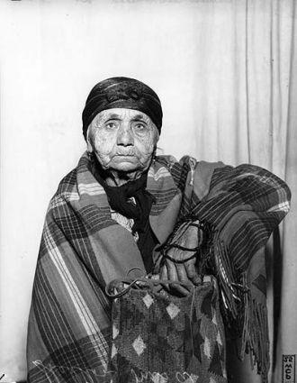"A photo of Ruth ""Siastenu"" Sehome Shelton"