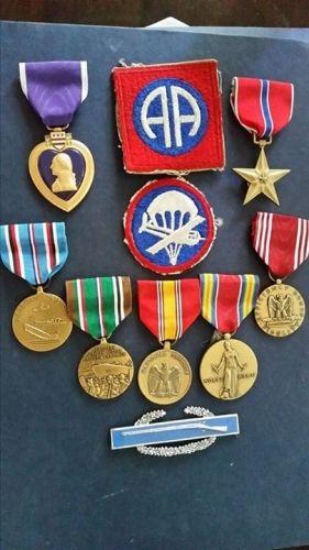 Glenn Martz medals