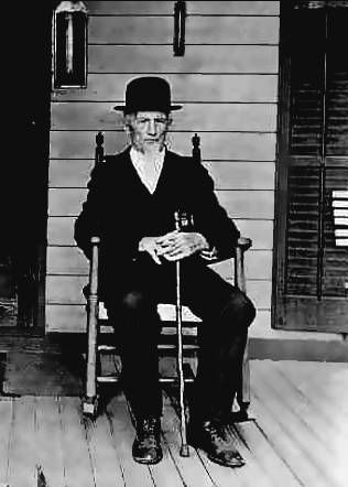 A photo of James B. Hawk