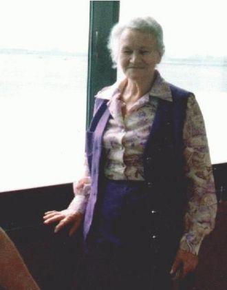 Willie Mae Pridgen