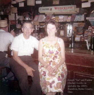 Joe and Pauline Sositko