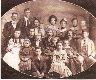 Yoakum-Burleson Family