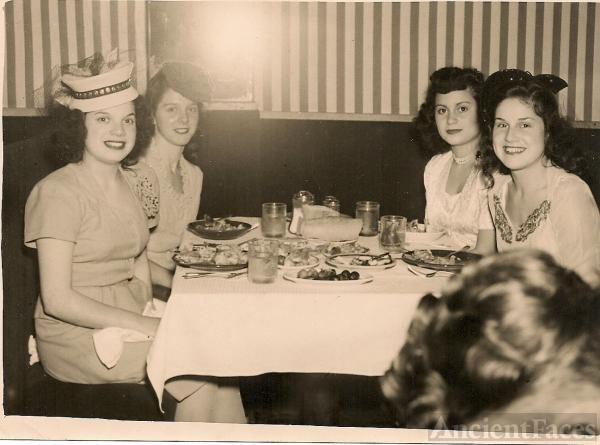 Teresa, Ora, Connie, & Anne Vizcaino, CA