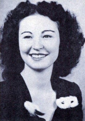 Rosalie Hoppe, Kansas, 1947