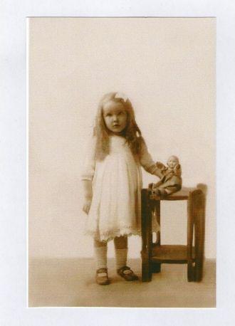 Alma May Julia Burke