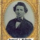 Samuel J McBride