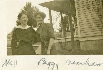 Nell and Peggy Meacham