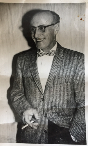 A photo of Vittorio Mion